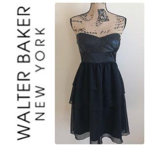 Walter by Walter Baker Strapless Dress